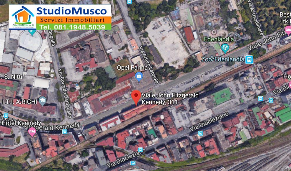 cerca Napoli  Fuorigrotta BOX AUTO VENDITA