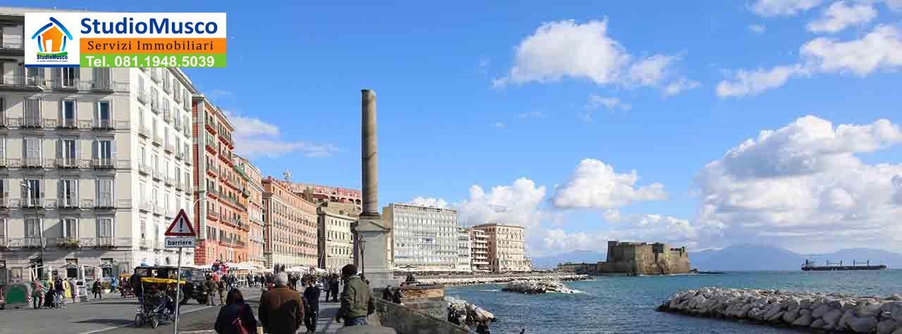cerca  APPARTAMENTO VENDITA Napoli  - Chiaia / Mergellina