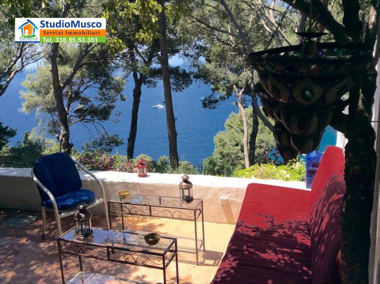 cerca Capri  VILLINO AFFITTO