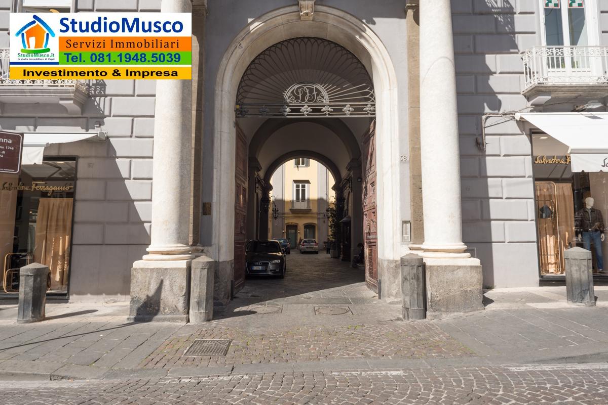 cerca  IMMOBILE COMMERCIALE VENDITA Napoli