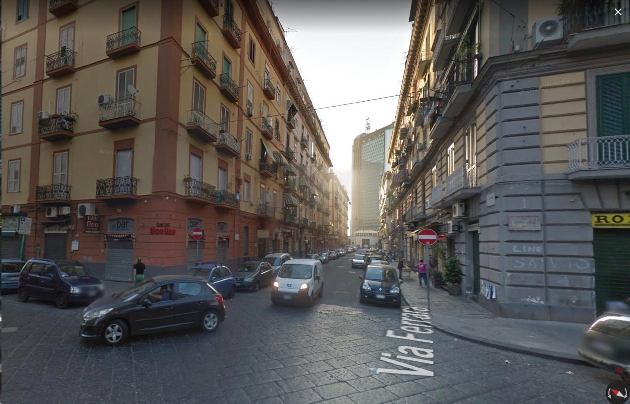 cerca Napoli  IMMOBILE COMMERCIALE VENDITA