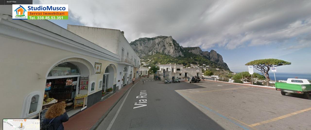 cerca Capri  NEGOZIO VENDITA