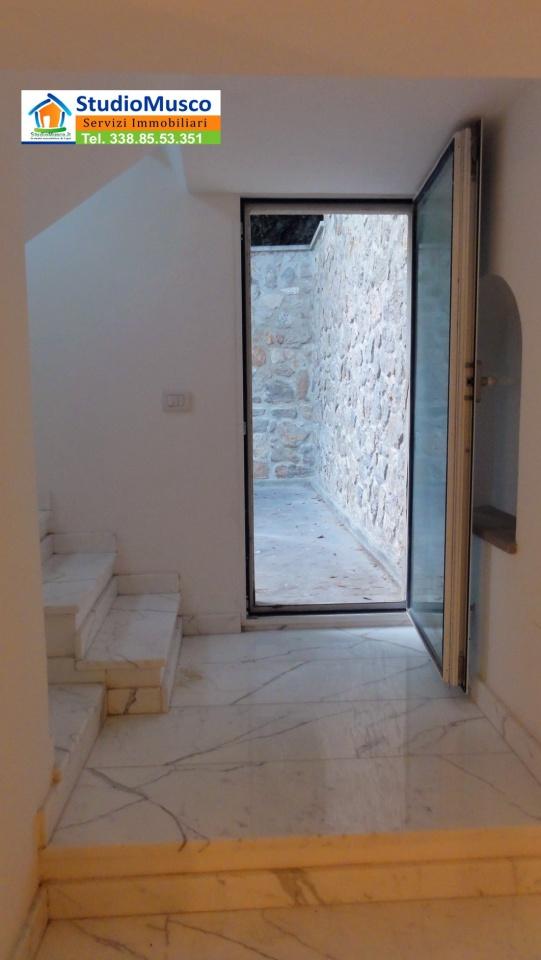 Accesso al terrazzo