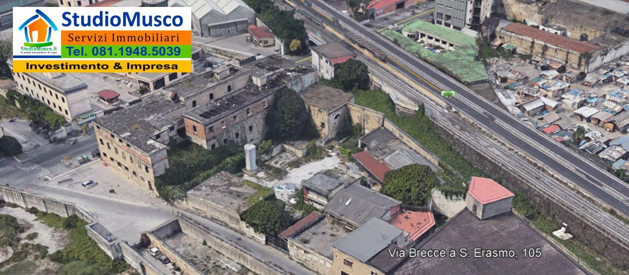 cerca Napoli  Zona Industriale / Ferrovia IMMOBILE COMMERCIALE VENDITA
