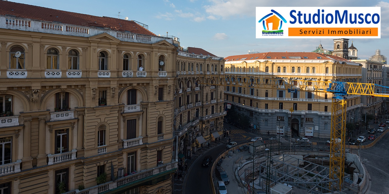 cerca  APPARTAMENTO VENDITA Napoli  - Mercato / Pendino