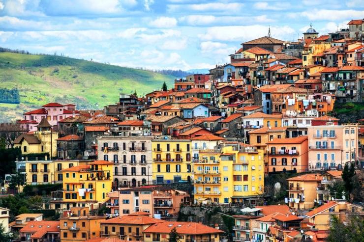 cerca Rocca Di Papa  AREA EDIFICABILE VENDITA